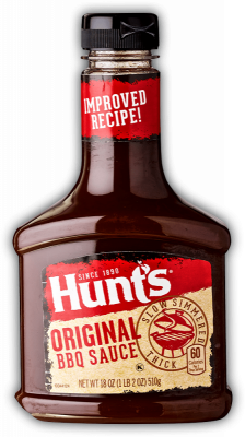 Hunts original BBQ sauce 510 мл